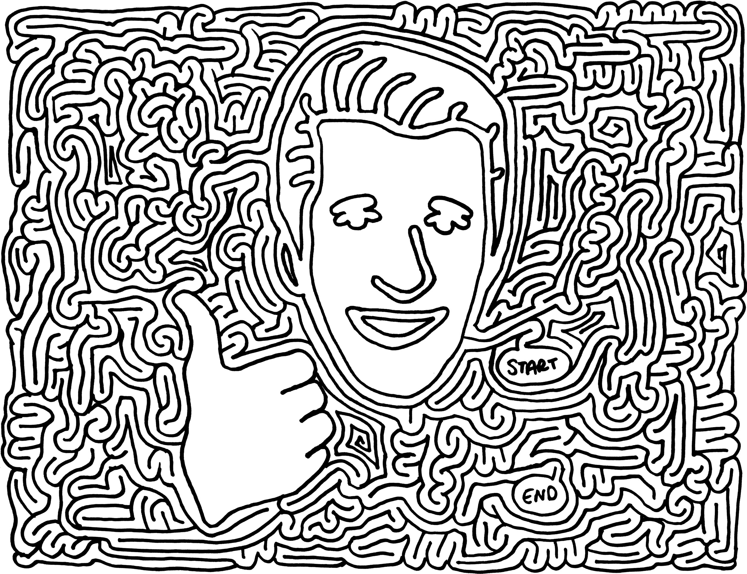 mazes » arrested development - by Eric J Eckert